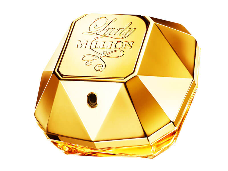 Духи женские Paco Rabanne Lady Million